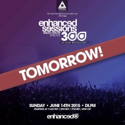 Tomorrow!! Where will you be tuning in from? Make sure you follow #EnhancedSessions for tracklisting & more! #enhanced #radio #24hr #broadcast #difm #mainstage #300 @tritonal @will_holland @estivamusic @juventamusic All the info & set times at enhancedmusic.com
