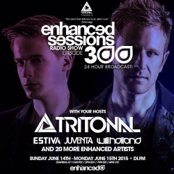 Relive @tritonal's incredible opening set from #EnhancedSessions 300 on our SoundCloud now: soundcloud.com/enhanced #enhanced #music #podcast #radio #tritonal #music #2015