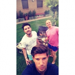 #bbq #friends #summer #goodtimes