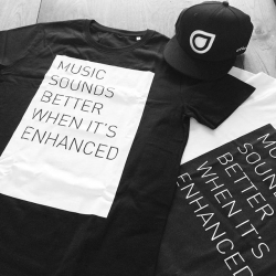 New goodies! Thank you @enhanced_music!
