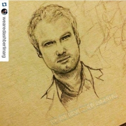 🎨 #repost @wearedashberlinarg #fanart #dashberlin #dashers @dashberlinworld