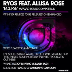 Proud to announce that we won the Eclipse Remix contest along @leroyandnykko, @malikbash, Champion & Cartoon! Thanks @enhanced_music and @ryosofficial for this opportunity!