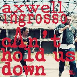 Cant Hold Us Down