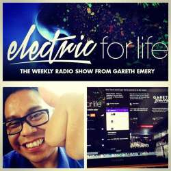 #ElectricForLife is banging right now! @garethemery is going to be a #daddy soon! This is one #hipDude @electricforlife #ElectricForLife #EFL016  #happyEars #thankyou #happyLunchhour #santaMonica #LA
