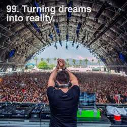 #100ReasonsToLiveReason 99: Turning dreams into reality.Comment here and tell me about your dreams!Pre-order 100 Reasons To Live via the link in bio, and check out the full photo album with all reasons on Facebook!