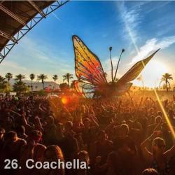 #100ReasonsToLive26. @Coachella 🎉🎉🎉 https://t.co/k9fYiLbMOS