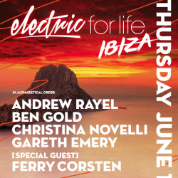 Electric For Life Ibiza