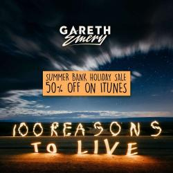 Summer Bank Holiday Sale: 50% off on @garethemery's - '100 Reasons To Live'! 🙌 https://t.co/8wEfqLoKQM https://t.co/OSndQfbT2k