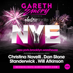 Electric For Life: NYE in New York